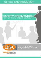 SafetyOrientationForOfficeEnvironments