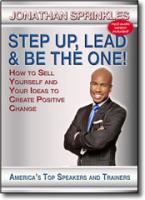 Step Up, Lead & Be The One! – DVD