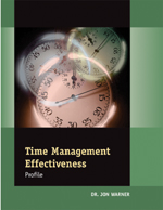 Time Management Effectiveness Profile (Packet of 5 assessments)