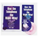 Use the Telephone the Right Way Training DVD