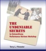 Undeniable Secrets of Performance Appraisal Workshop