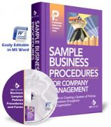 Office Policies Procedures Manual