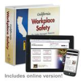 California Workplace Safety Manual + Online Edition w/ 1-Year Update Service