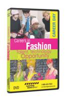 Careers in Fashion and Talent, Technology and Opportunity (DVD)