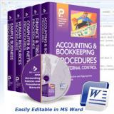 CFO Financial Accounting Policies and Procedures Manual (DownLoad)