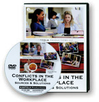 Conflicts in the Workplace: Sources & Solutions (Spanish) DVD