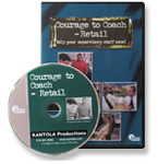 The Courage to Coach - Retail Training Video