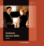 Customer Service Skills Profile Leader's Guide