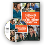Customer Service: The Telephone Connection - DVD