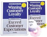 Winning Customer Loyalty... Exceed Customer Expectations (DVD)