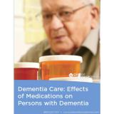Dementia Care - Effects of Medications on Persons with Dementia Video