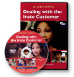Dealing with the Irate Customer II - Spanish - DVD