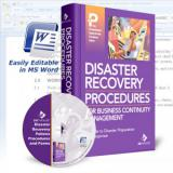 Disaster Recovery Policies and Procedures Manual (Download)