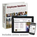 Employee Relations Essentials Manual + Online Edition w/ 1-Year Update Service