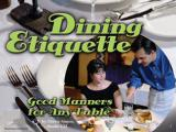 Digital - Dining Etiquette PowerPoint Lesson Plans