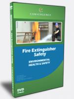 Fire Extinguisher Safety - Spanish (DVD)