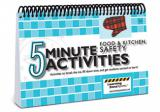 5 Minute Food & Kitchen Safety Activities (Hard-copy)