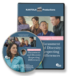 Harassment & Diversity: Respecting Differences � Manager Version Spanish DVD