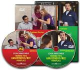 Sexual Harassment: Training for a Harassment-Free Workplace Employee/California Manager Combo Package (DVDs)