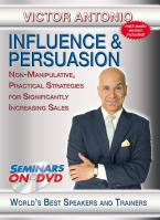 Influence and Persuasion - Non-Manipulative, Practical Strategies for Significantly Increasing Sales (DVD)