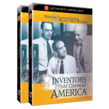 Just The Facts - Inventors That Changed America (2 Pack) DVD