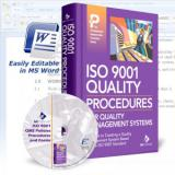 ISO 9001 Quality Manual and Procedures (Download)