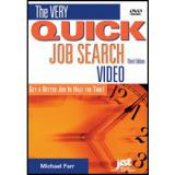 The Very Quick Job Search Video Third Edition (DVD)
