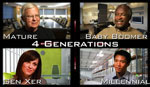 Managing Four Generations in the Workplace - DVD