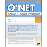 O*NET Career Interests Inventory (25 Pack)