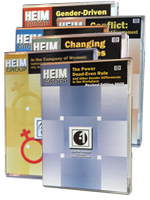 Pat Heim Workplace Communication Training DVD Set (6 Videos)