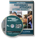 Performance Appraisals: Getting Results - DVD