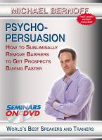 Psycho-Persuasion (DVD)