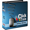 Safety Click 'n Train 25 Title Library - PowerPoint Presentations