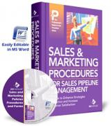 Sales & Marketing Policies Procedures Manual (Download)