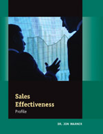 Sales Effectiveness Profile Facilitator's Guide