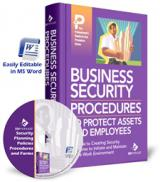 Security Planning Policies Procedures Manual (Download)