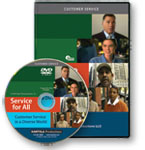 Service for All: Customer Service in a Diverse World - DVD
