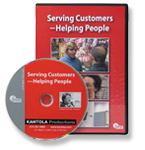 Serving Customers � Helping People DVD