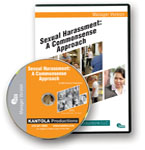 Sexual Harassment: A Commonsense Approach � Manager's Version Spanish DVD