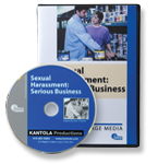 Sexual Harassment: Serious Business DVD