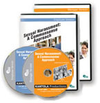 Sexual Harassment: A Commonsense Approach � Employee/Manager Combination Package- DVDs