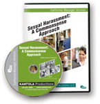 Sexual Harassment: A Commonsense Approach � California Manager's Version (Spanish) DVD