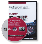 The Stanford Video Guide to Negotiating: The Sluggers Come Home - DVD
