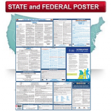 State and Federal All-in-One Labor Law Poster (English)