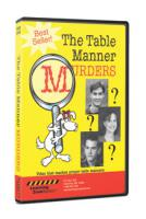 The Table Manner Murders Educational DVD