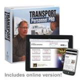 Transport Personnel Pro Manual + Online Edition w/ 1-Year Update Service