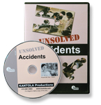 Unsolved Accidents - DVD