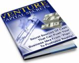 Venture Capital Secrets - eBook and Audio