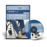 How to Help Someone Who Uses a Wheelchair: Including Walkers, Crutches and Canes DVD