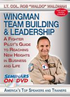 Wingman Team Building and Leadership DVD